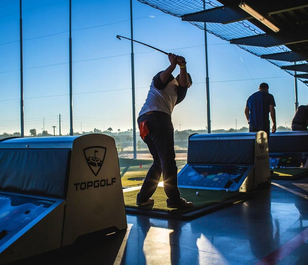 TopGolfThings To Do in Inland Virginia Beach Mgm las