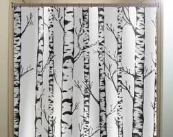 Birch Tree Fabric Google Search Tree Shower Curtains Kid