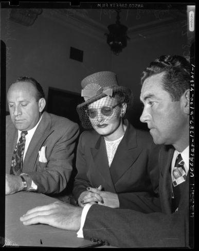 Way Before Heidi Fleiss Madame Brenda Allen In 1948 Cool Old