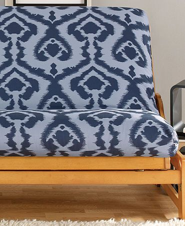 Ikat Slipcover For Futon Apartment Ideas Futon