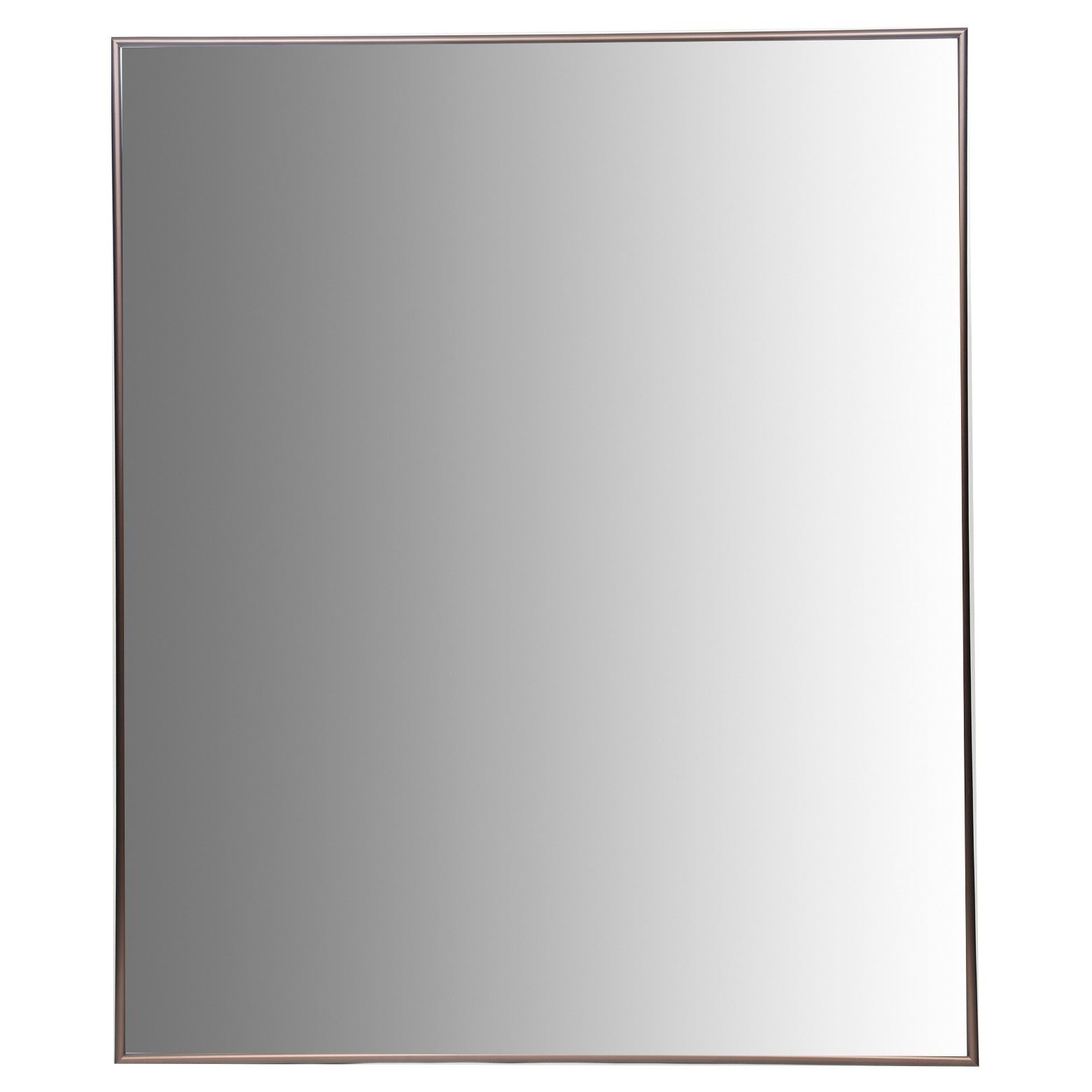 24x30 Bronze Aluminum Vanity Mirror With 3 8 Wide Moulding Bronze Nielsen Bainbridge Vanity Wall Mirror Vanity Mirror Bathroom Vanity Mirror