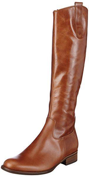 Gabor 638 71 32Damen StiefelBraunsattel Shoes OPkn0w
