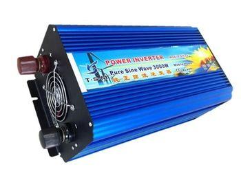 pure sine wave inverter 3000W max 6000W DC 24V AC 220V off grid power inverter! CE & ROHS standard