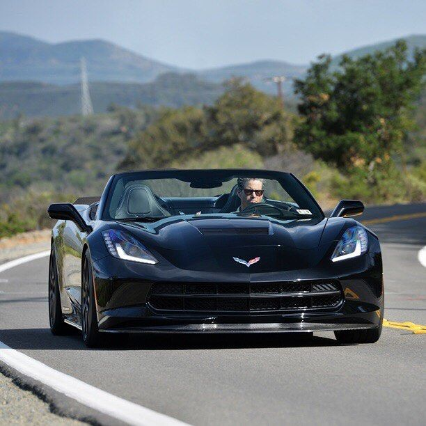 Thorn naked sexy wife with corvette