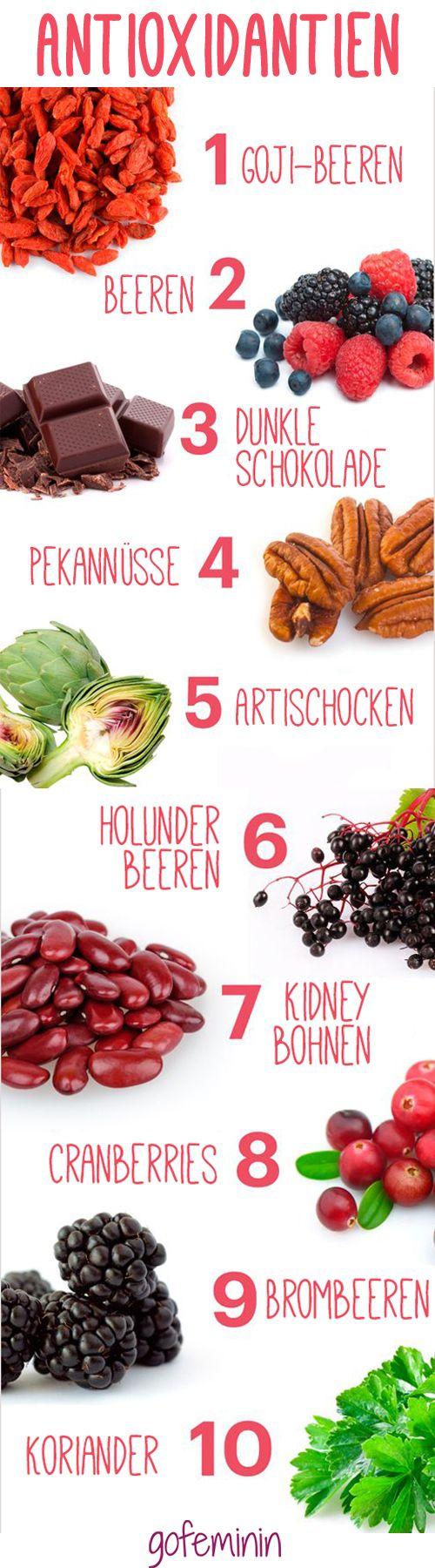 Bye-bye Falten! Sind Antioxidantien DIE Lösung gegen ...
