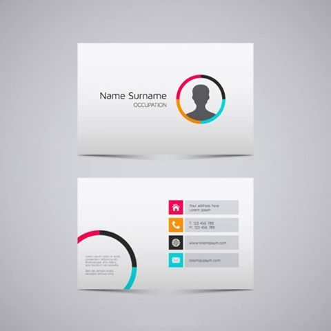 Image result for Design And Print Your Own Business Cards