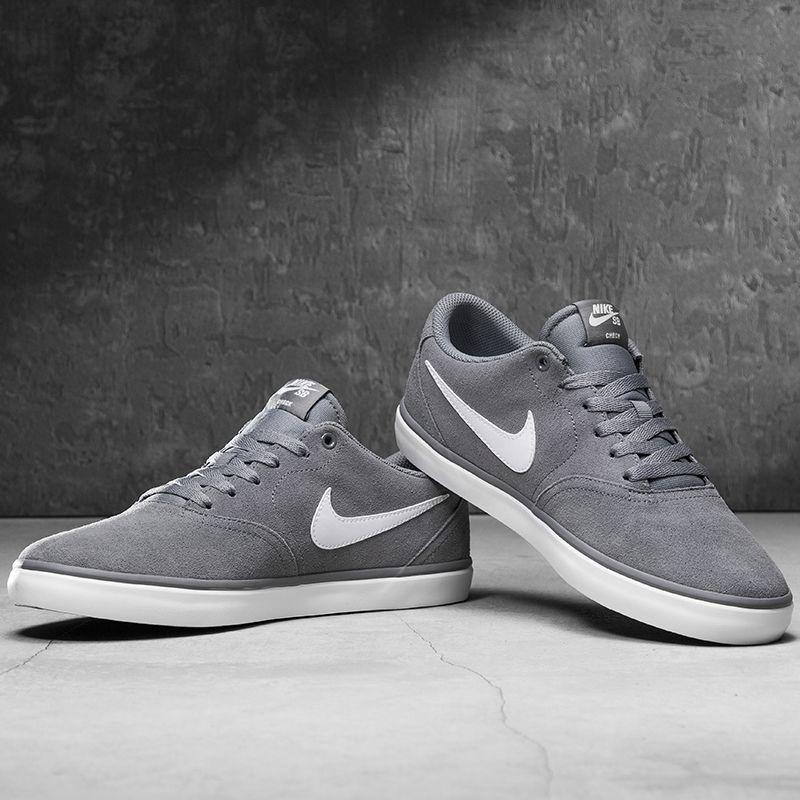 Nike Sb Check Solar Kadın Günlük Ayakkabı 843895-005