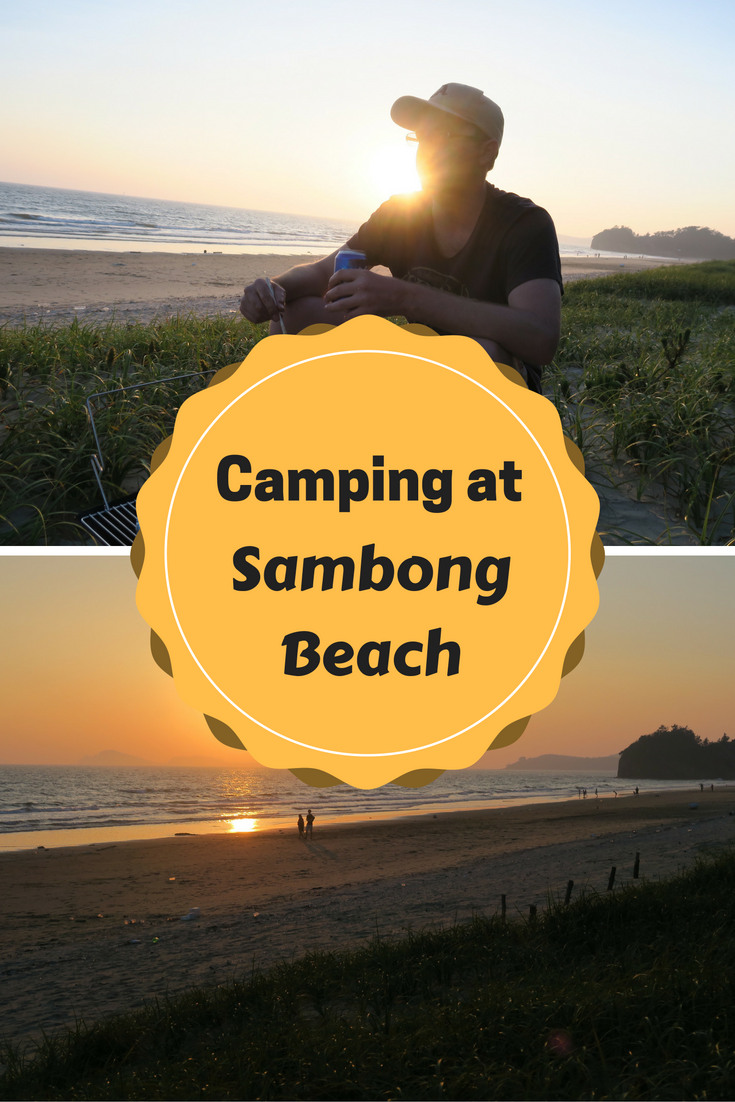 Need A Great Weekend Getaway In South Korea Camping At Sambaing Beach Is The Best Way To Escape The Hustle And Bustle Of South Korean Cities 이미지 포함