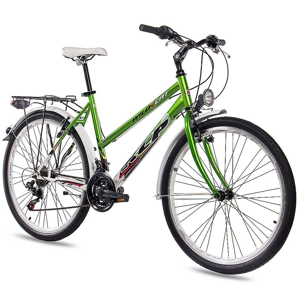 Ebay Angebot 26 Zoll City Bike Damenrad Fahrrad Rad Kcp Wild Cat