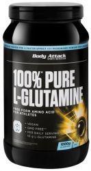 Body Attack 100% Pure L-Glutamin (1000g Dose)