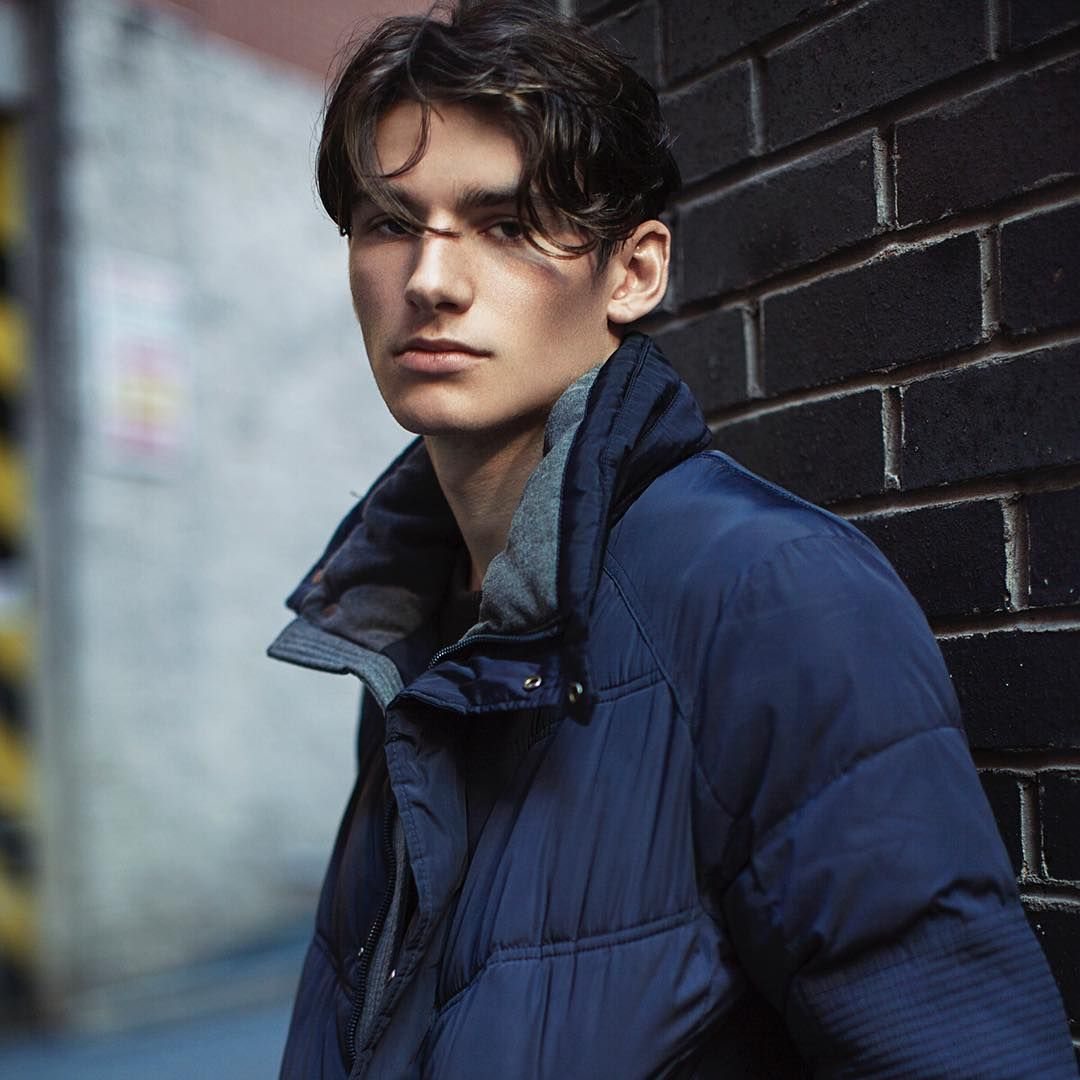 """75 Likes, 3 Comments - Zone Models (@zone_models) on Instagram: """"#NewFace Liam looking Winter ready ❄️ 📸 @elliottmackiephotography"""""""