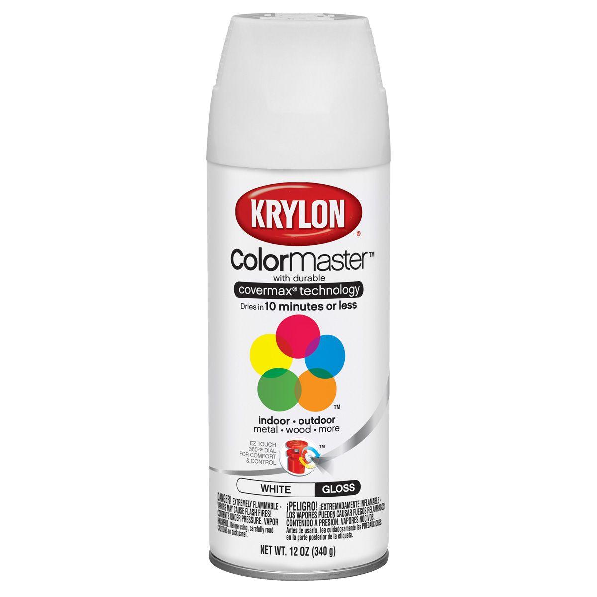 Krylon® ColorMaster™ Gloss Enamel