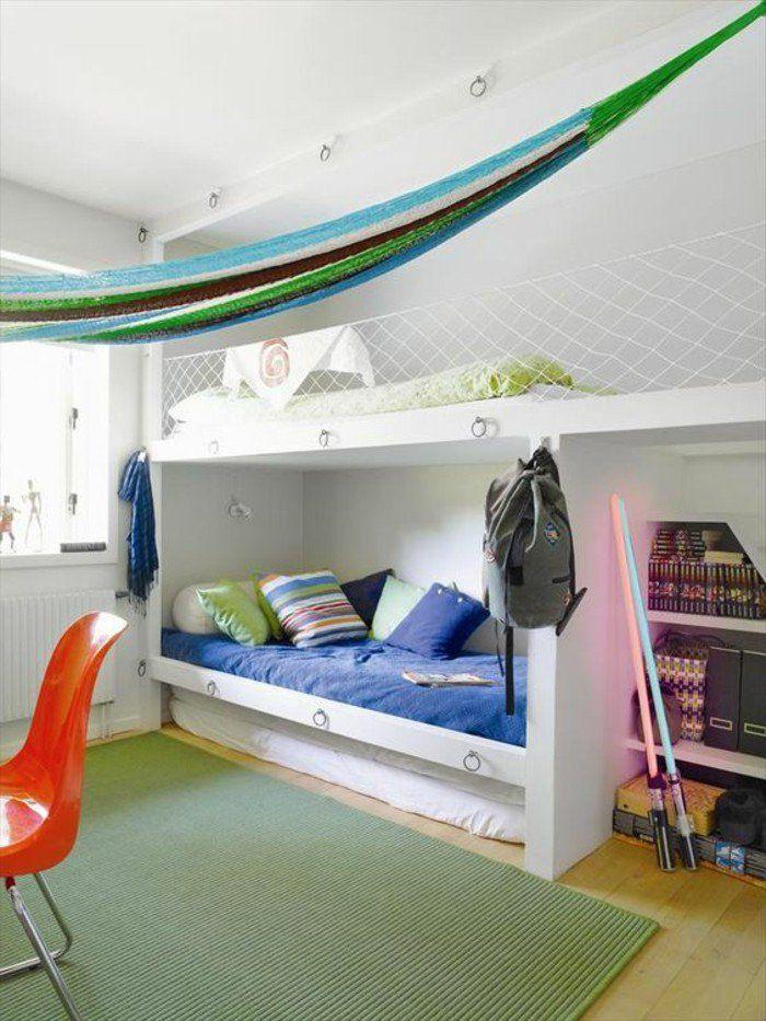 Comment aménager une chambre d\u0027ado garçon - 55 astuces en photos!