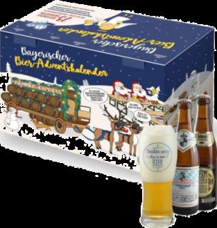 Bier Adventskalender 2020 für echte Männer Welt der