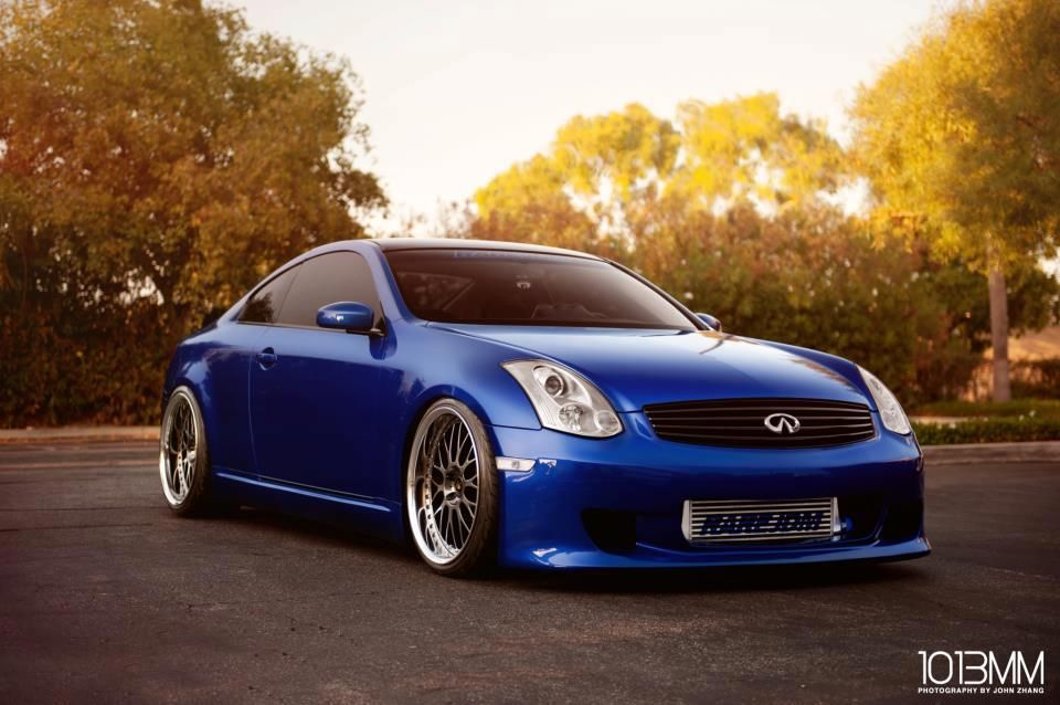 I Own A Stanced Out G35 Its My Baby Similar To The One Pictured