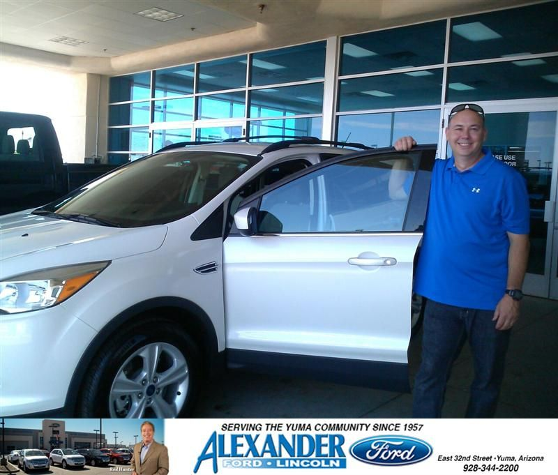 Thank You To Jose Guerero The New Ford Escape Is A Great Car And