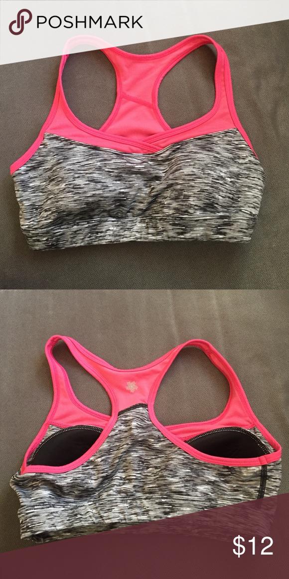 0b43520e850a6 Tek Gear Sports Bra Pink Size M Very supportive and cute sport bra. Wore  only once. tek gear Intimates   Sleepwear Bras