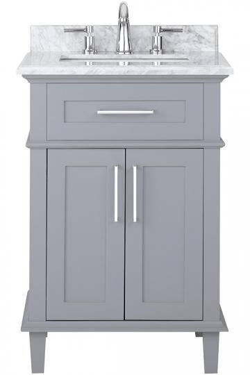 Sonoma Single Vanity Single Bath Vanity Modern Bathroom - 66 inch bathroom vanity for bathroom decor ideas