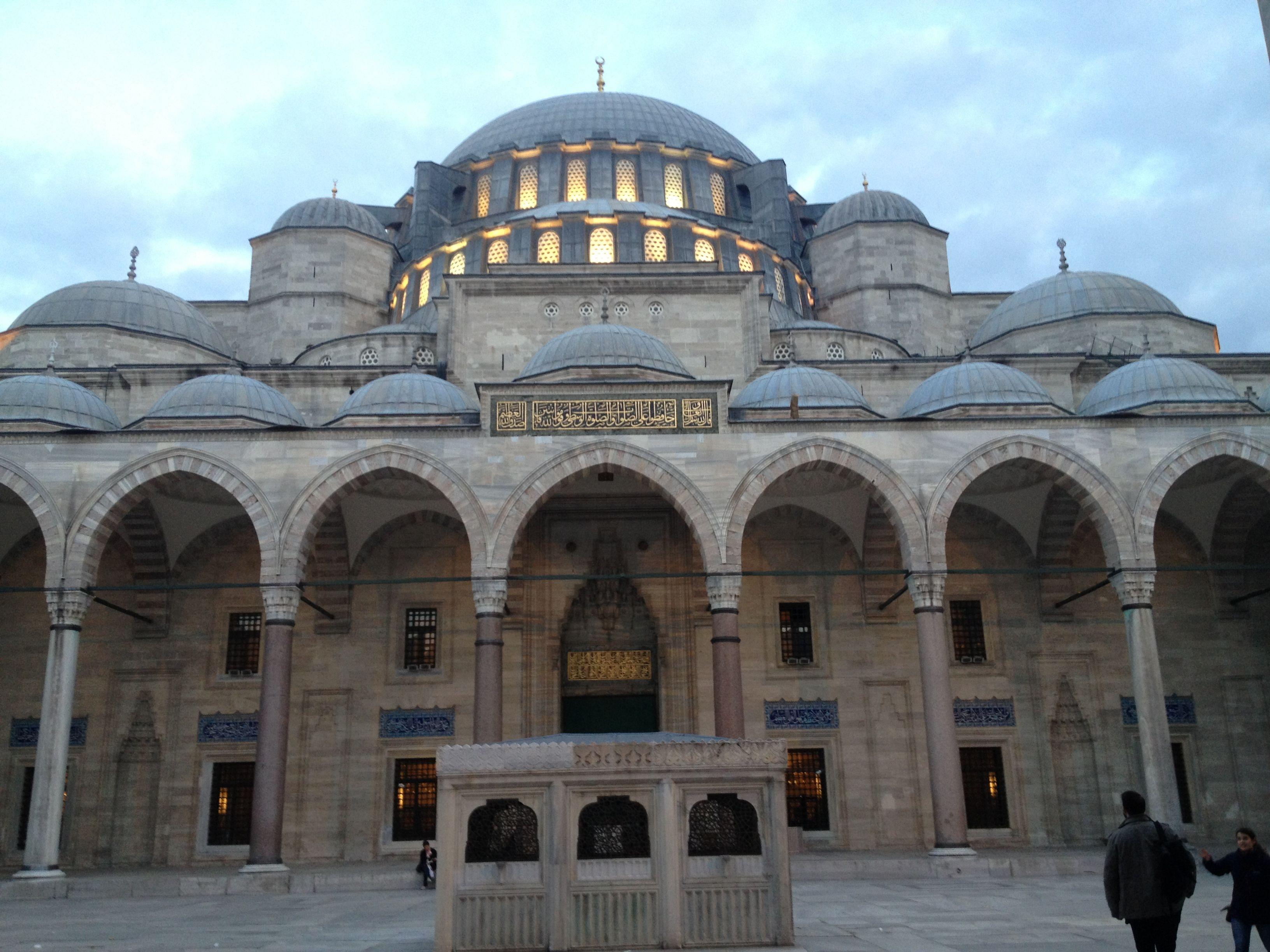 Image result for suleymaniye mosque unsplash