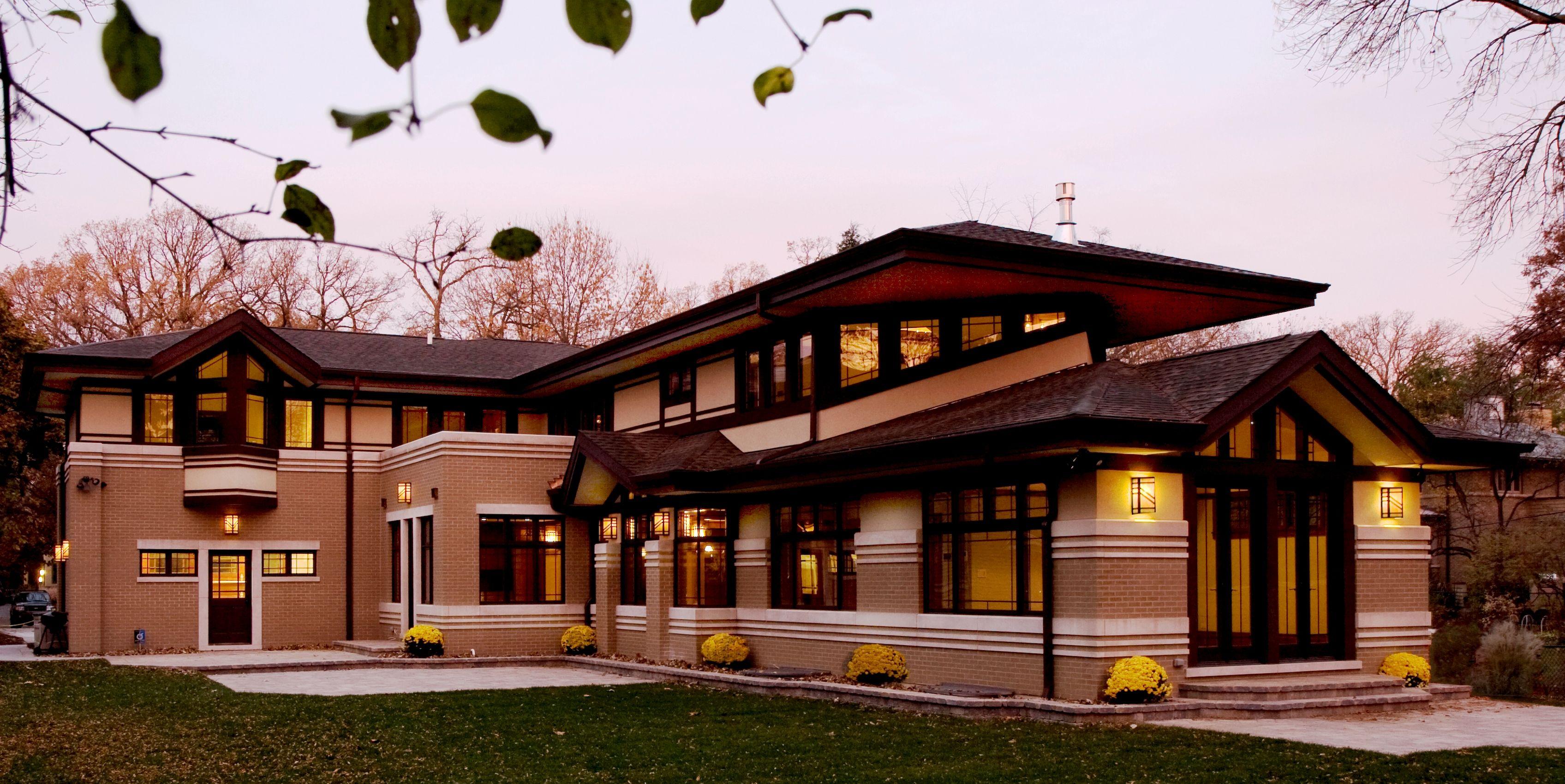 Prairiearchitect Prairie Style Houses Prairie Style Architecture Prairie House