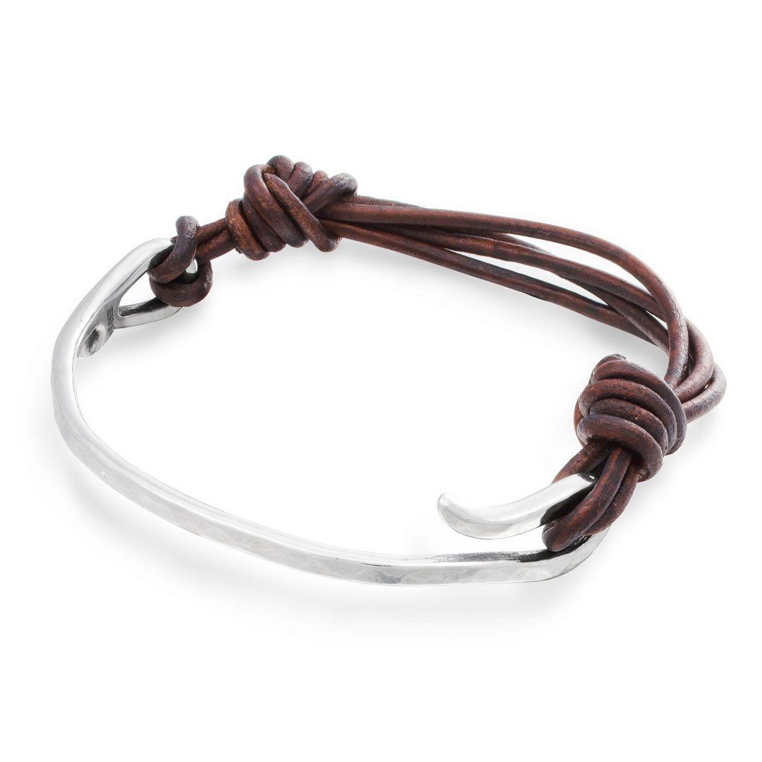 Pandora bracelet dillards - As You Wish Leather Charm Bracelet Jamesavery