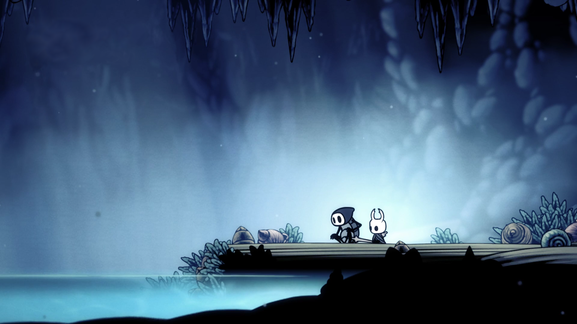 Hollow Knight Knight Knight Games Team Cherry