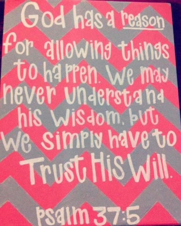 Things Happen For A Reason But Only God Knows Why Notable