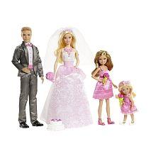 Barbie - Bruiloft kadoset