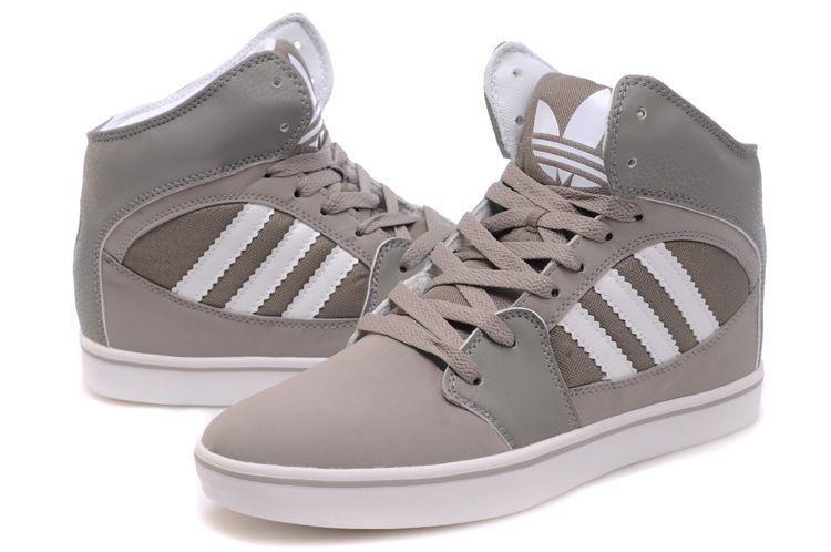 adidas men's high top shoes