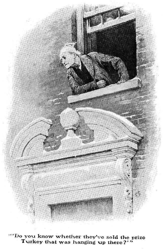 """December 24, """"What's to-day, my fine fellow?"""" said Scrooge. """"To-day!"""" replied the boy ..."""