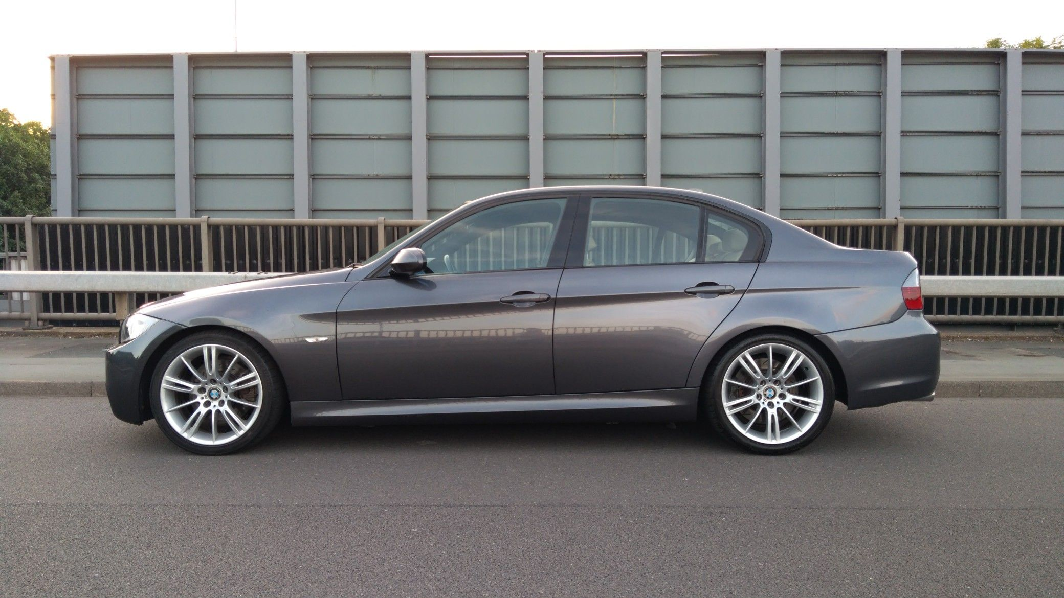 Bmw E90 M Sport Msport 330i With Images Bmw Bmw Wheels
