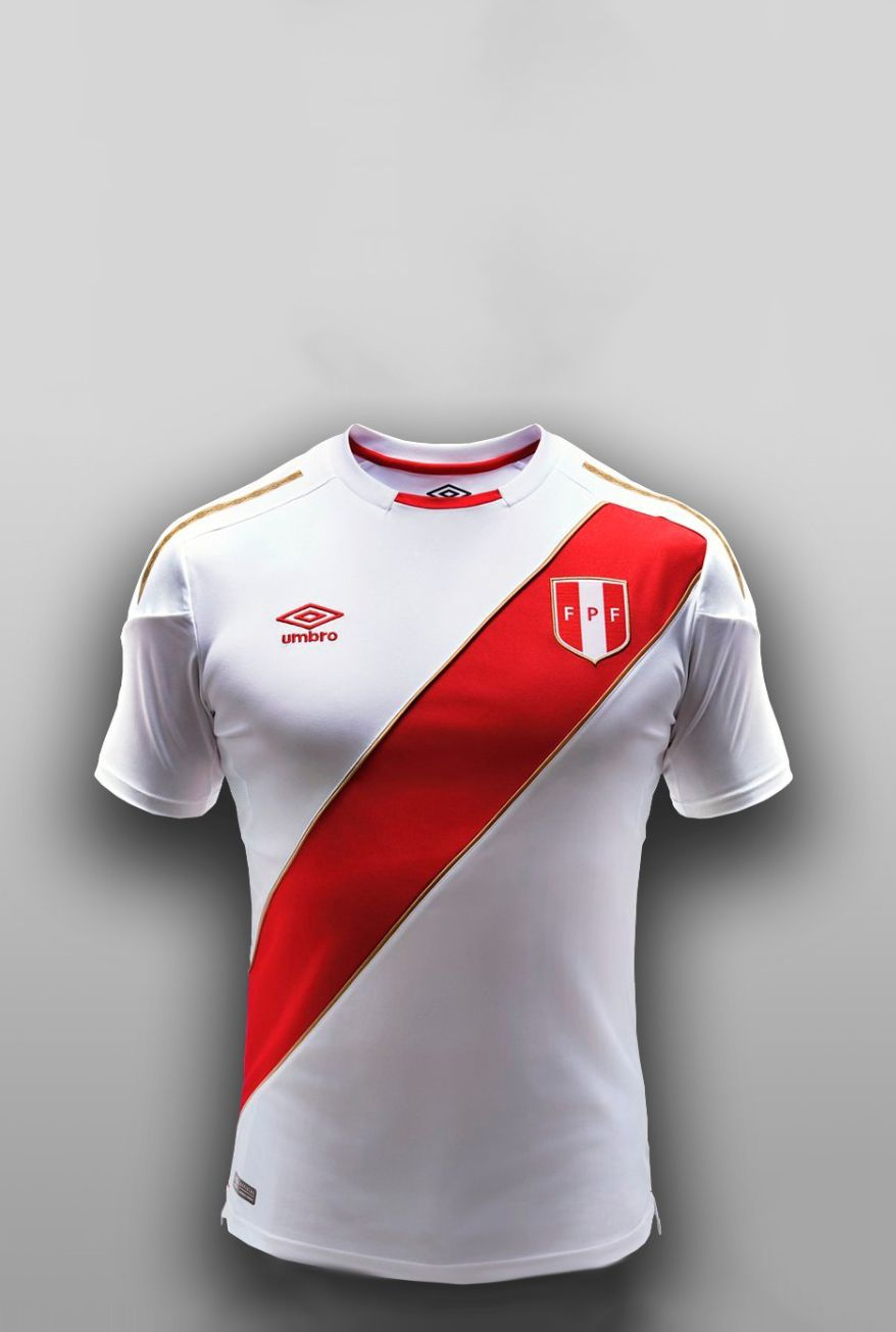 e6d1f13c0d Camisas da Copa do Mundo 2018 - Uniformes das seleções para a Copa ...