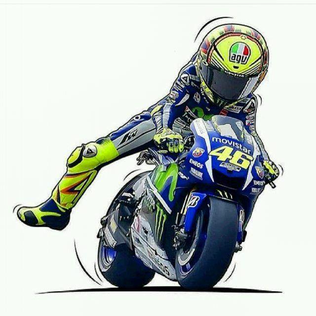 2696dba68de Valenfino Rossi | motos | Motocicletas, Motos deportivas, dan Autos ...
