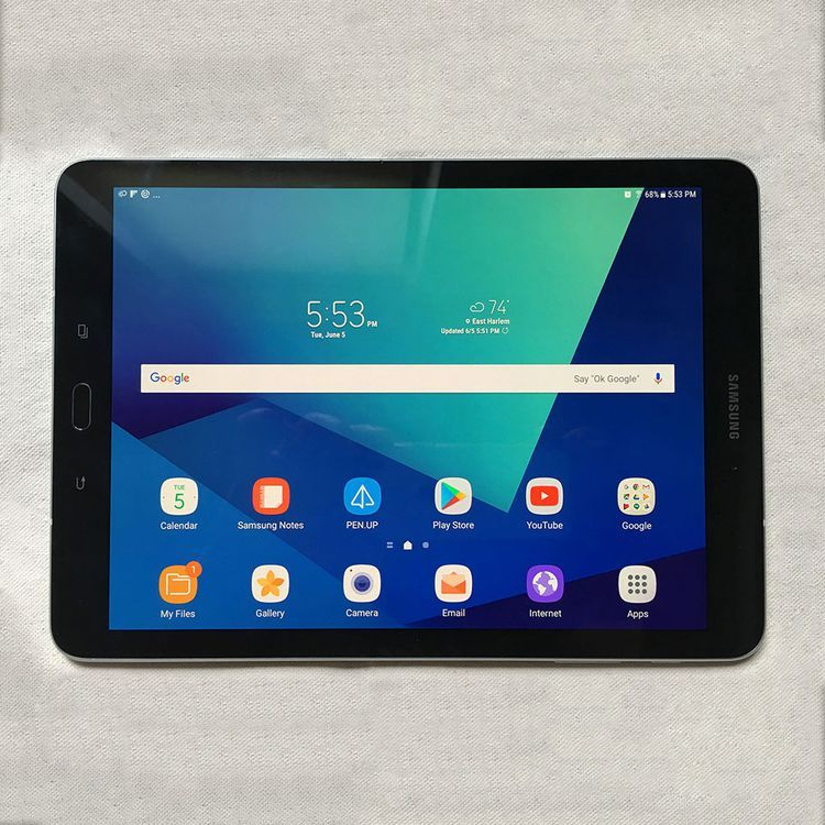 Samsung Galaxy Tab S3 Review Samsung Galaxy Tab Galaxy Tab Tablet