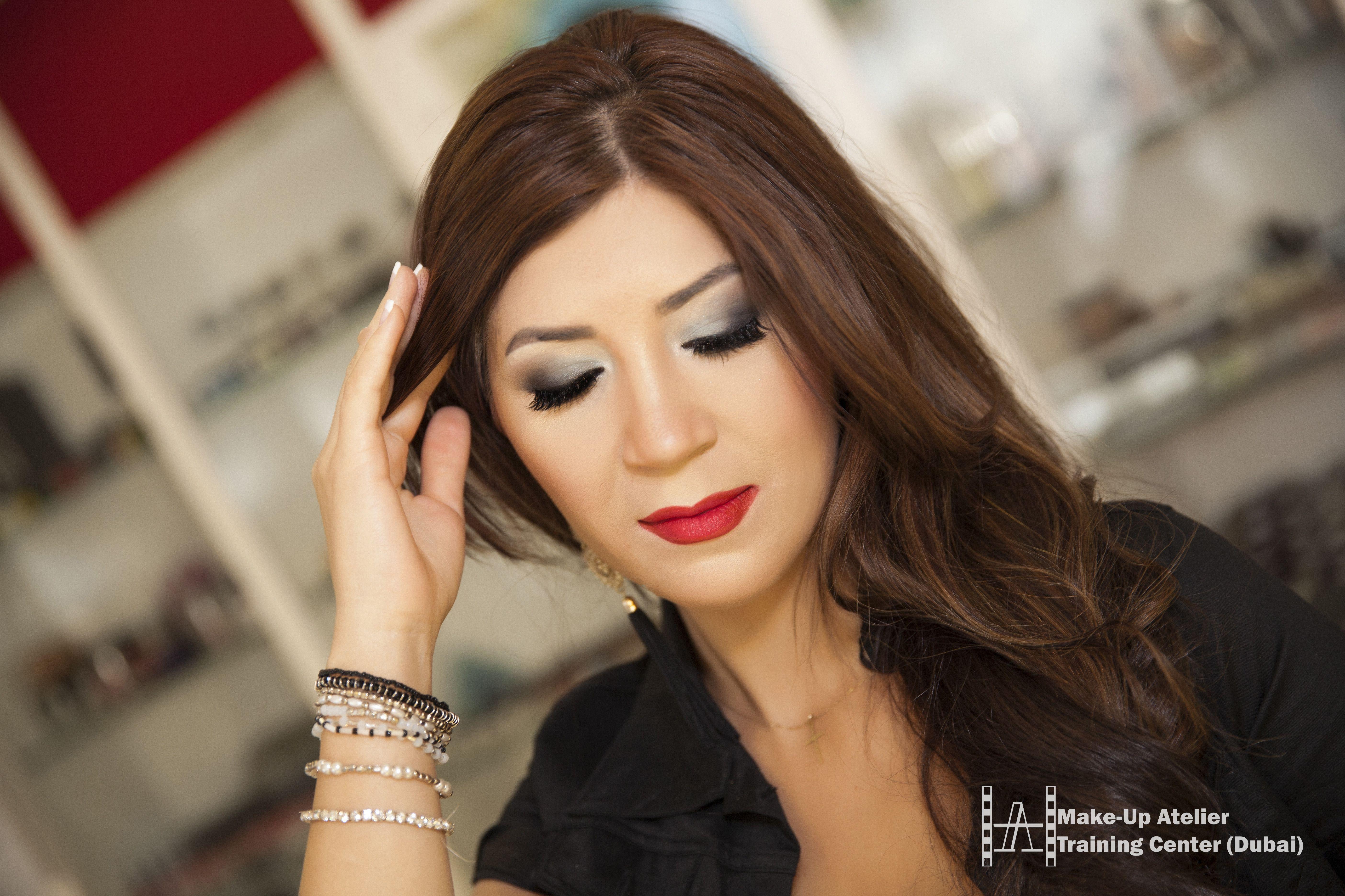 www.makeup.ae makeup courses dubai دورات الماكياج