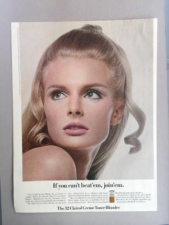 Pin on Vintage Beauty Ads