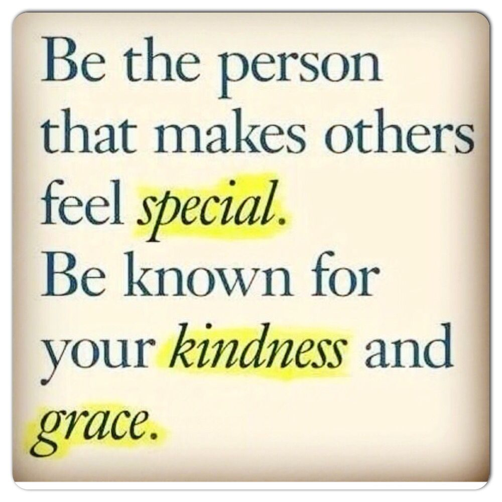 Spontaneous Genuine Compliments About Anothers Behavior Or Kindness