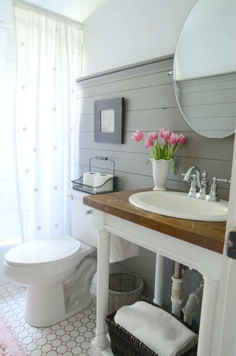 25 Inspirierende Waschbecken Ideen Um Stil Und Farbe Zu Ihrem Badezimmer Hinzufugen Badezimmer Renovierungen Kleines Bad Umbau Und Badezimmer Renovieren