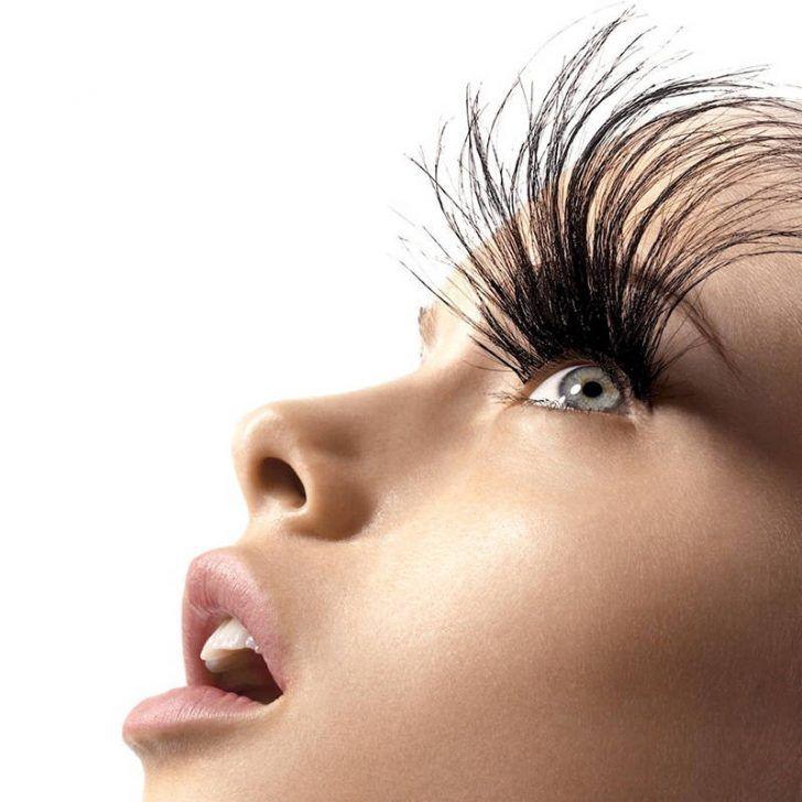 Super Long Eyelashes What Its Like To Have Eyelash ...