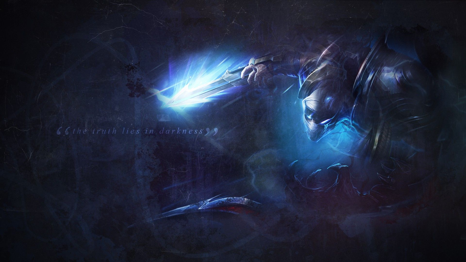 League Of Legends Video Games Nocturne Zed Wallpaper All