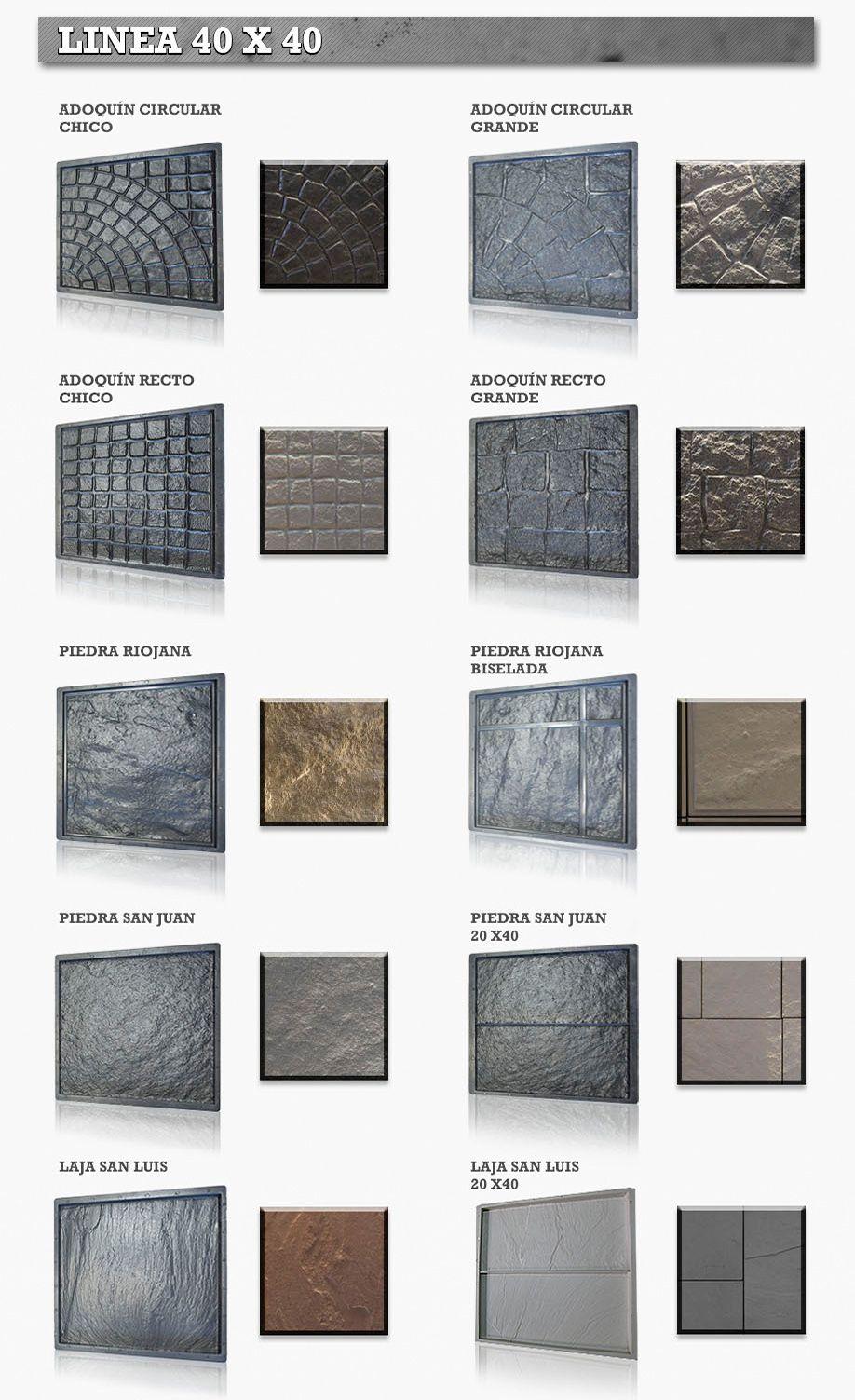 Molde para mosaicos baldosas hormigon y revestimientos for Moldes baldosas hormigon