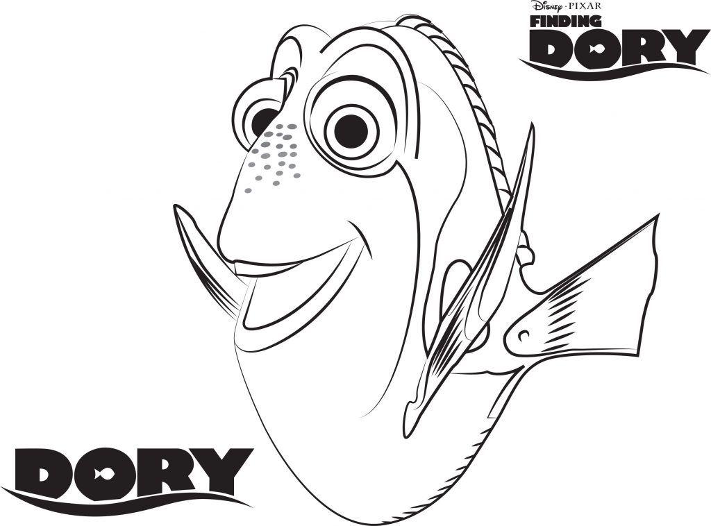 Procurando Dory Paginas Para Colorir Da Disney Paginas Para