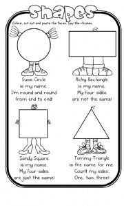 english teaching worksheets shapes educational ideas shapes worksheets vocabulary. Black Bedroom Furniture Sets. Home Design Ideas
