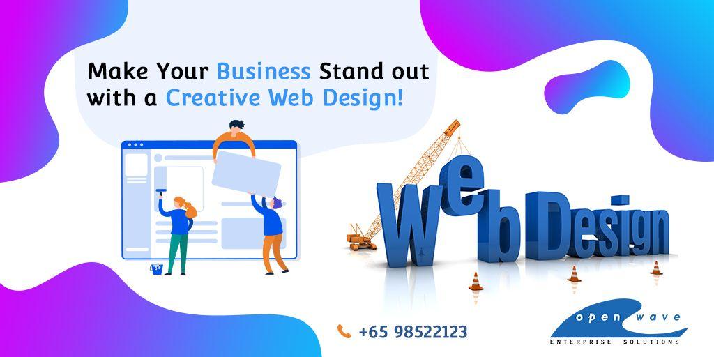 Best In Class Website Design Service In Singapore Web Design Web Development Design Creative Web Design
