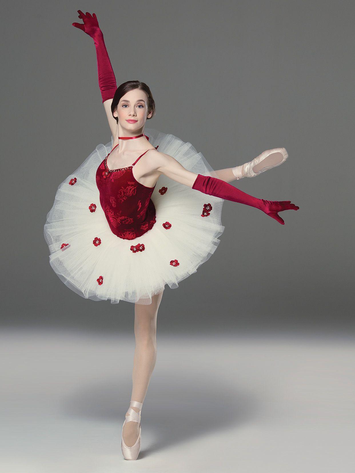 A Kiss From A Rose Revolution Dancewear Dance Attire Red