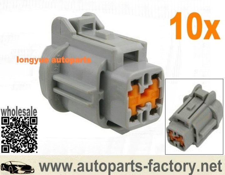 Long Yue 4pin Nissan Wire Connector Nissan Car