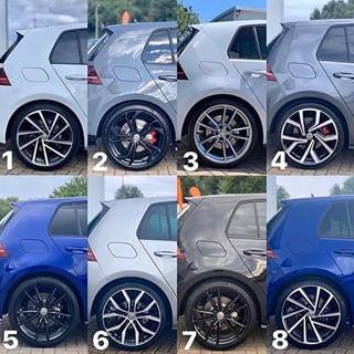 Win A Supercar Winasupercar Instagram Photos And Videos Rims For Cars Wheel Volkswagen Gti
