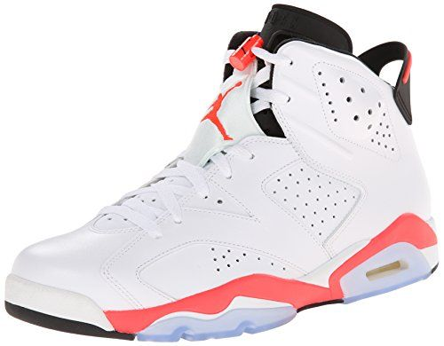 finest selection 330f1 fbb84 Nike Mens Air Jordan 6 Retro