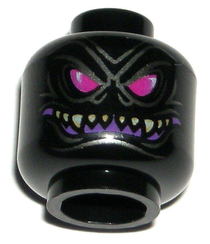 Lego Overlord Head Helmet from set 70728 for Ninjago Minifigure BRAND NEW