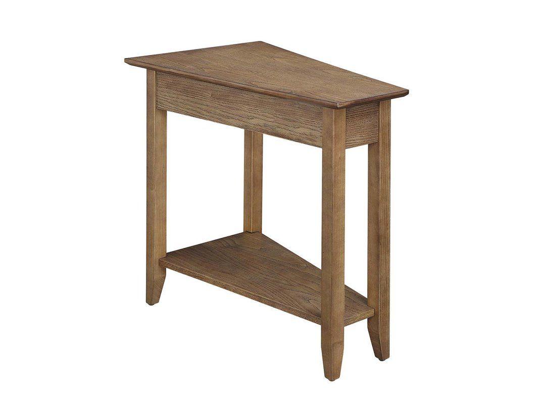 Randel Wedge End Table Wedge End Table End Tables Furniture